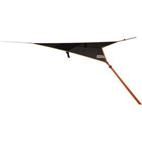Tentsile T-Mini Hammock 2 Persons, black mesh